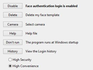 Đăng nhập Windows bằng công nghệ nhận diện khuôn mặt - 6