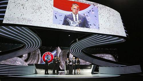 Ribery xuất sắc nhất châu Âu - 2