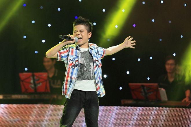 Chuyện chưa kể về Quang Anh The Voice Kids - 1