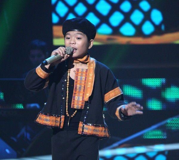 Chuyện chưa kể về Quang Anh The Voice Kids - 2