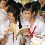 Giáo dục - du học - Sách giáo khoa sẽ in bằng giấy ít trắng