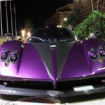 Ô tô - Xe máy - Hamilton khoe siêu xe khủng Pagani Zonda
