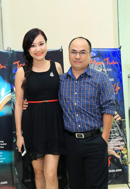 Thanh Lam, Tùng Dương tiếp lửa Trần Mạnh Tuấn - 5