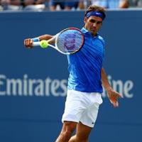 Thử thách bắt đầu với Federer (V3 US Open)