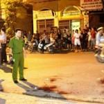 An ninh Xã hội - Truy sát, chém chết người trên phố