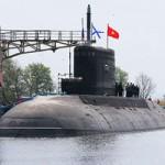Tin tức trong ngày - Nga hạ thủy tàu ngầm Kilo 636 thứ 3 cho VN