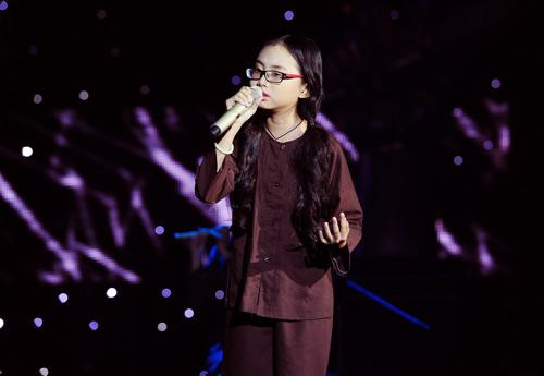 Phương Mỹ Chi vào chung kết The Voice Kids - 4