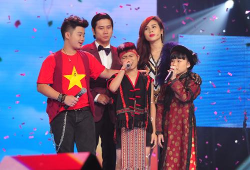 Phương Mỹ Chi vào chung kết The Voice Kids - 3