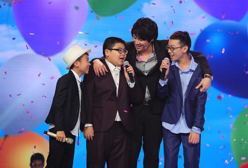 Phương Mỹ Chi vào chung kết The Voice Kids - 2