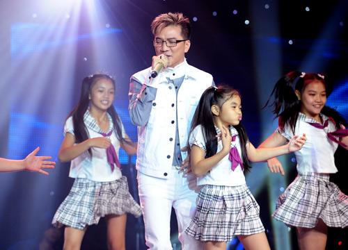 Phương Mỹ Chi vào chung kết The Voice Kids - 13