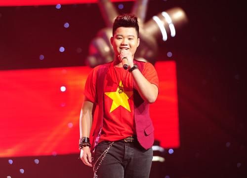 Phương Mỹ Chi vào chung kết The Voice Kids - 12