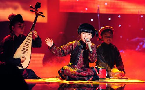 Phương Mỹ Chi vào chung kết The Voice Kids - 11