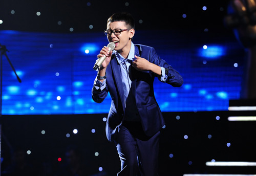 Phương Mỹ Chi vào chung kết The Voice Kids - 8