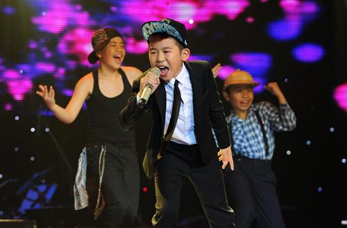 Phương Mỹ Chi vào chung kết The Voice Kids - 7