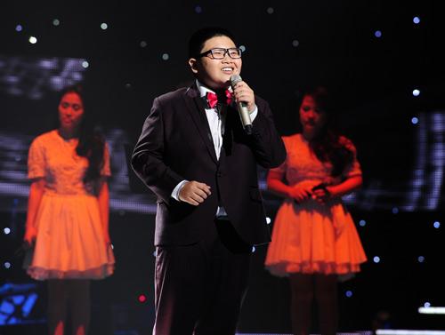 Phương Mỹ Chi vào chung kết The Voice Kids - 9