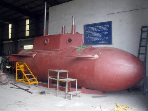 """""""Đột nhập"""" tàu ngầm Trường Sa - 1"""