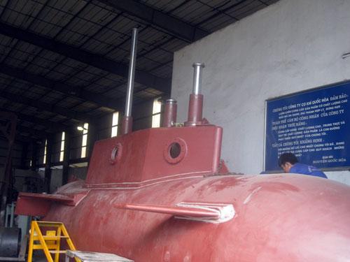 """""""Đột nhập"""" tàu ngầm Trường Sa - 6"""