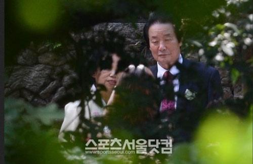 Những tấm ảnh cưới đầu tiên của Lee Hyori - 4