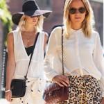 Thời trang - Điệu hơn với chiếc túi xắc đeo vai