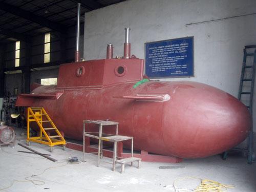 Chuyên gia nói gì về tàu ngầm Trường Sa? - 1