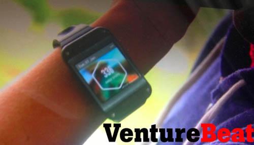 Đồng hồ Galaxy Gear lộ diện trước giờ G - 4