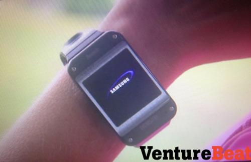Đồng hồ Galaxy Gear lộ diện trước giờ G - 6