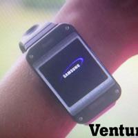 Đồng hồ Galaxy Gear lộ diện trước giờ G
