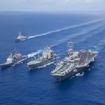 Tin tức trong ngày - Mỹ điều tàu sân bay khủng nhất tới gần Syria