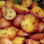Ẩm thực - Khoai tây chiên miếng lớn