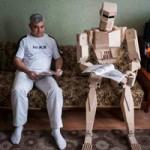 Phi thường - kỳ quặc - Robot bằng gỗ thật như con người