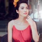 Thời trang - Kim Cương gợi cảm dạo phố mùa thu