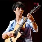 Ngôi sao điện ảnh - Thần đồng guitar Hàn Quốc đến Việt Nam