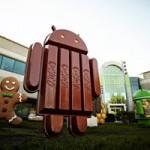 Phần mềm ngoại - Google bất ngờ tung Android 4.4 KitKat