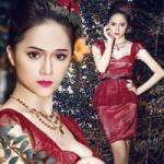 Thời trang - Hương Giang Idol nữ tính hơn bao giờ hết