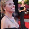 Scarlett Johansson gợi cảm ở Venice