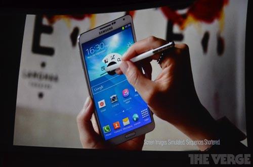 Tường thuật trực tiếp lễ ra mắt Samsung Galaxy Note 3 (Phần 2) - 4