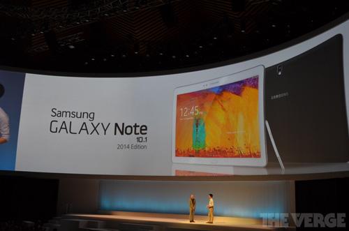 Tường thuật trực tiếp lễ ra mắt Samsung Galaxy Note 3 (Phần 2) - 2