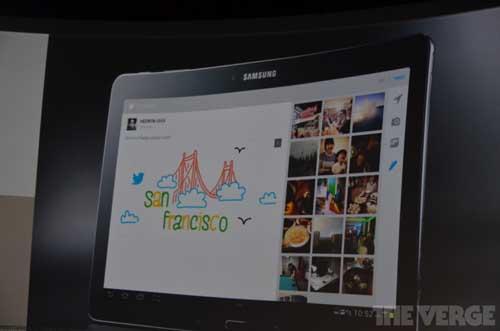 Tường thuật trực tiếp lễ ra mắt Samsung Galaxy Note 3 (Phần 2) - 1