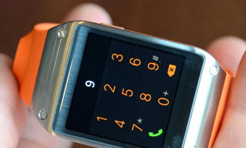 Đồng hồ thông minh Samsung Galaxy Gear trình làng - 1