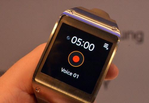 Đồng hồ thông minh Samsung Galaxy Gear trình làng - 2
