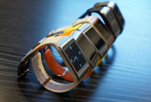 Đồng hồ thông minh Samsung Galaxy Gear trình làng - 7