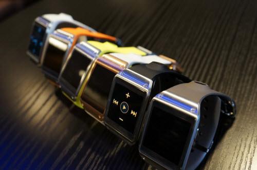 Đồng hồ thông minh Samsung Galaxy Gear trình làng - 8