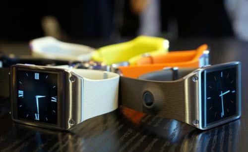 Đồng hồ thông minh Samsung Galaxy Gear trình làng - 6