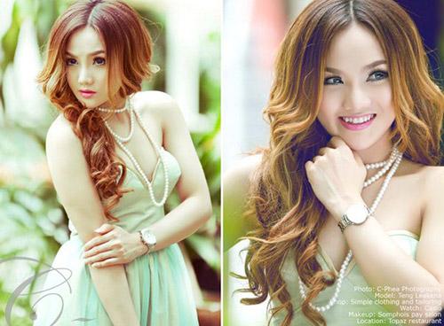 Hot girl đắt sô nhất Campuchia - 10