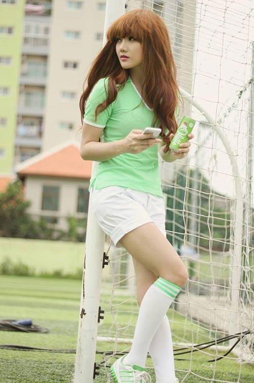 Hot girl đắt sô nhất Campuchia - 7
