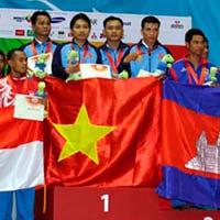 Việt Nam quyết giành 70 HCV SEA Games 2013