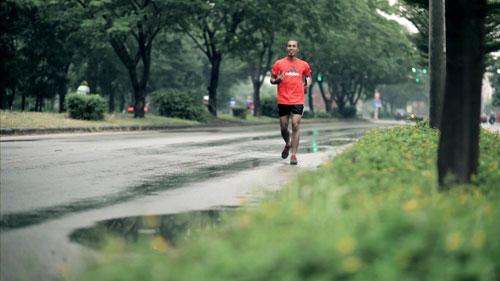 Phạm Anh Khoa chia sẻ về chạy bộ - 2
