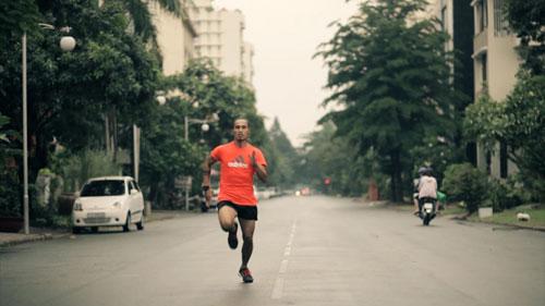 Phạm Anh Khoa chia sẻ về chạy bộ - 3