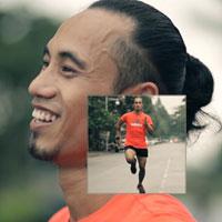 Phạm Anh Khoa chia sẻ về chạy bộ