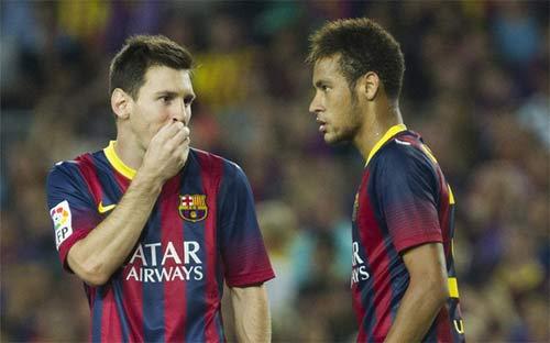 """Chương trình đặc biệt cho """"cỗ máy"""" Messi - 2"""